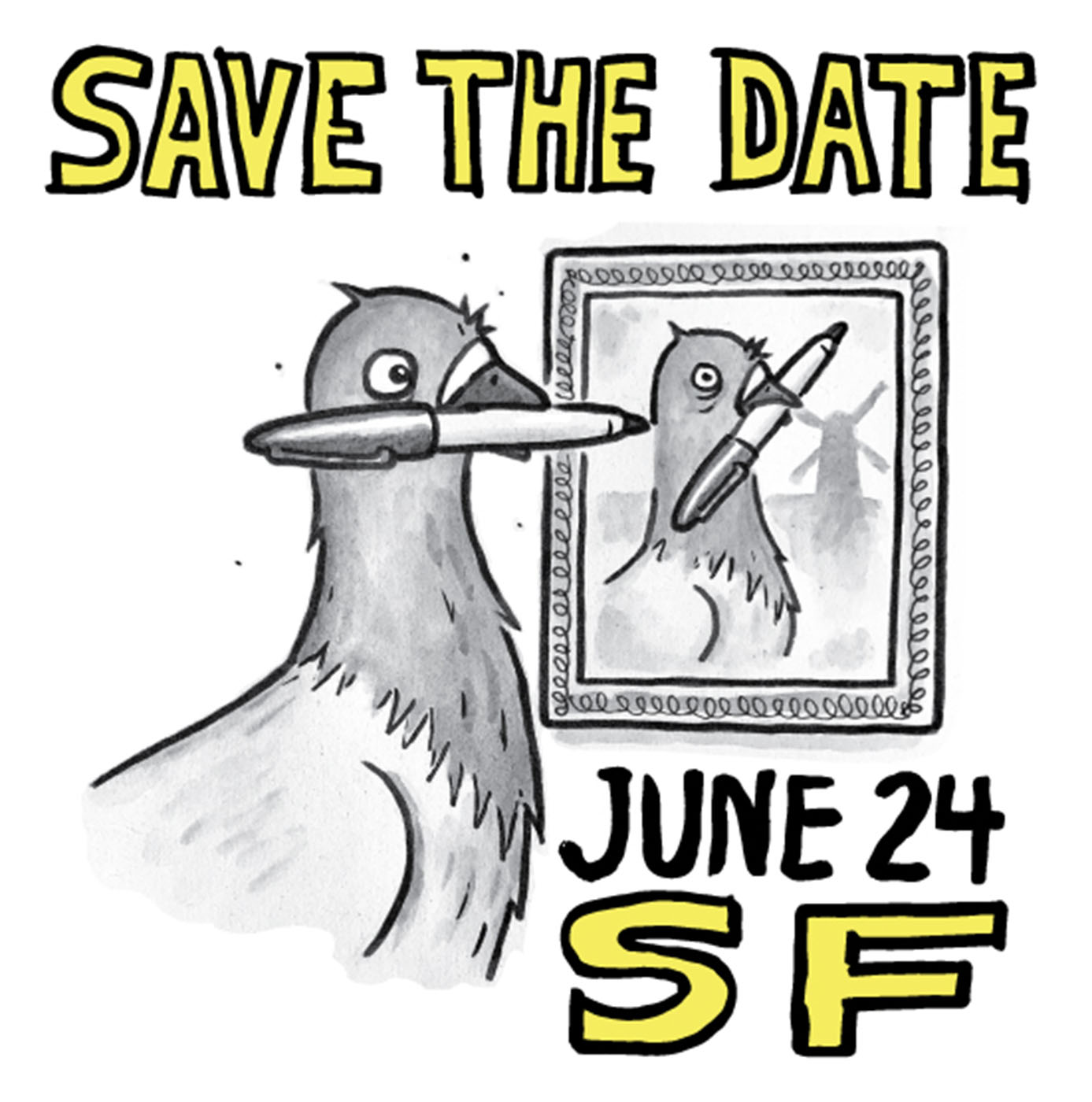 Save-SF-date